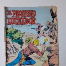 Tebeos: EL PEQUEÑO LUCHADOR. N° 10. JUSTICIA CUMPLIDA. EDIVAL, 1977. PEDIDO MÍNIMO 5 EUROS.. Lote 278540218
