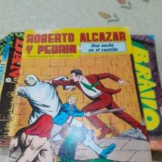 Tebeos: ROBERTO ALCAZAR Y PEDRIN - Nº 248 - UNA NOCHE EN EL CASTILLO - VALENCIANA -. Lote 278564043
