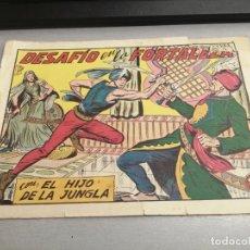 Tebeos: EL HIJO DE LA JUNGLA Nº 3 / VALENCIANA ORIGINAL. Lote 278874488