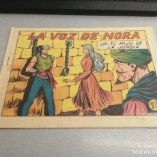 Tebeos: EL HIJO DE LA JUNGLA Nº 29 / VALENCIANA ORIGINAL. Lote 278875748