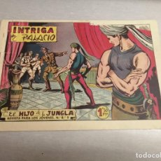 Tebeos: EL HIJO DE LA JUNGLA Nº 53 / VALENCIANA ORIGINAL. Lote 278880458