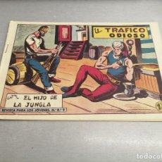 Tebeos: EL HIJO DE LA JUNGLA Nº 55 / VALENCIANA ORIGINAL. Lote 278880793