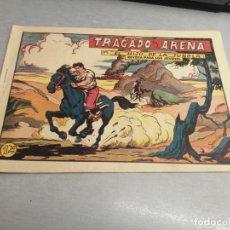 Tebeos: EL HIJO DE LA JUNGLA Nº 58 / VALENCIANA ORIGINAL. Lote 278881123