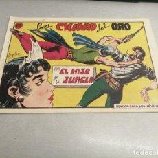 Tebeos: EL HIJO DE LA JUNGLA Nº 70 / VALENCIANA ORIGINAL. Lote 278882148
