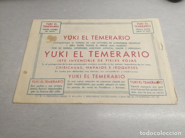 Tebeos: EL HIJO DE LA JUNGLA Nº 82 / VALENCIANA ORIGINAL - Foto 2 - 278883453