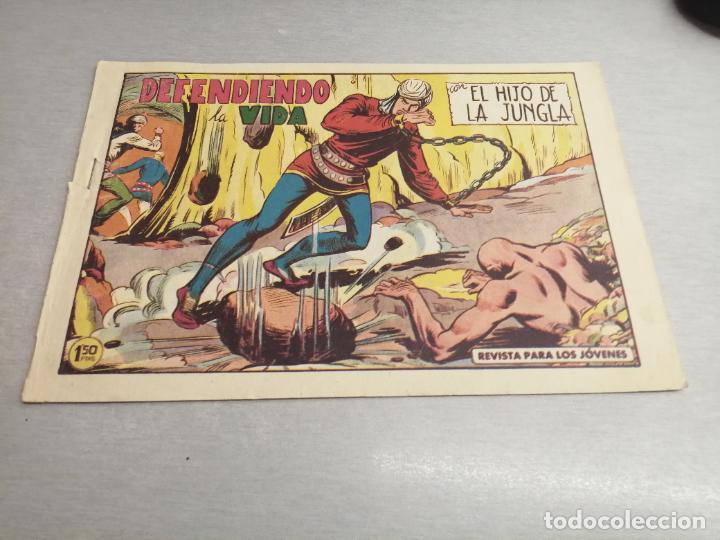 EL HIJO DE LA JUNGLA Nº 82 / VALENCIANA ORIGINAL (Tebeos y Comics - Valenciana - Hijo de la Jungla)