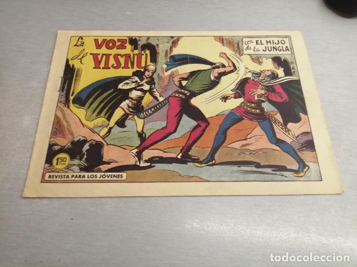 EL HIJO DE LA JUNGLA Nº 83 / VALENCIANA ORIGINAL (Tebeos y Comics - Valenciana - Hijo de la Jungla)