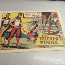 Tebeos: EL HIJO DE LA JUNGLA Nº 86 / VALENCIANA ORIGINAL. Lote 278883783