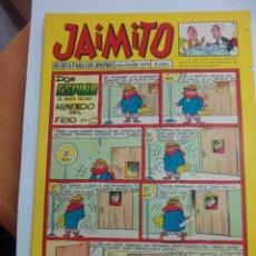 Tebeos: JAIMITO Nº 892, EDITORIAL VALENCIANA. Lote 278964043