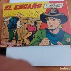 Tebeos: EL PEQUEÑO LUCHADOR Nº 130 -ORIGINAL. Lote 278964258