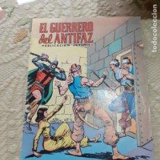 Tebeos: EL GUERRERO DEL ANTIFAZ - Nº 86 - EN PODER DE LA PIRATA - 1974 - VALENCIANA -. Lote 279328983