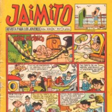 Tebeos: JAIMITO. REVISTA JUVENIL. AÑO XXII. Nº917. A-COMIC-6297. Lote 279461023