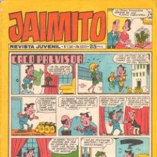 Tebeos: JAIMITO. REVISTA JUVENIL. AÑO XXXIV. Nº1544. A-COMIC-6302. Lote 279461638