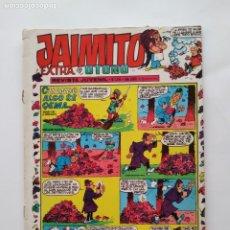 Tebeos: JAIMITO EXTRA DE OTOÑO VALENCIANA 1973 RV. Lote 279503378