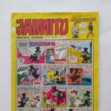 Tebeos: JAIMITO Nº 1257 EMPIEZAN AVENTURAS KORRIGAN VALENCIANA 1974 RV. Lote 279503738