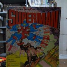 Tebeos: SUPERMAN 4 FANTASTICAS AVENTURAS DEL HOMBRE DE ACERO. Lote 280475173