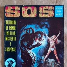 Tebeos: SOS (1ª ÉPOCA) - VALENCIANA / NÚMERO 9. Lote 280536188