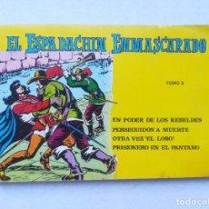 Tebeos: EL ESPADACHÍN ENMASCARADO - TOMO 8 - 1981. Lote 280604968