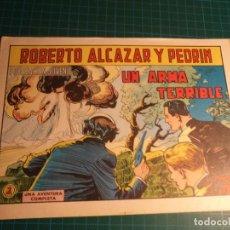 BDs: ROBERTO ALCAZAR Y PEDRIN. N°907. VALENCIANA. ORIGINAL. BUEN ESTADO.. Lote 280705593
