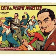 Tebeos: ROBERTO ALCAZAR Y PEDRIN Nº 570 - EL CASO DE PEDRO MUNSTER - VALENCIANA 1963 - ORIGINAL. Lote 282272103