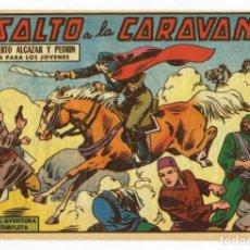 Tebeos: ROBERTO ALCAZAR Y PEDRIN Nº 612 - ASALTO A LA CARAVANA - VALENCIANA 1964 - ORIGINAL. Lote 282272398