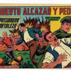 Tebeos: ROBERTO ALCAZAR Y PEDRIN Nº 652 - EL PRISIONERO DE LA FORTALEZA - VALENCIANA 1965 - ORIGINAL. Lote 282272528