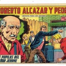 Tebeos: ROBERTO ALCAZAR Y PEDRIN Nº 769 - LOS PUPILOS DEL SEÑOR JEROME - VALENCIANA 1967 - ORIGINAL. Lote 282272638