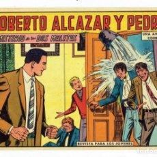 Tebeos: ROBERTO ALCAZAR Y PEDRIN Nº 773 - EL MISTERIO DE LAS DOS MALETAS - VALENCIANA 1967 - ORIGINAL. Lote 282272728