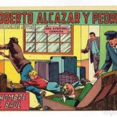 Tebeos: ROBERTO ALCAZAR Y PEDRIN Nº 785 - EL HOMBRE DEL BAUL - VALENCIANA 1967 - ORIGINAL. Lote 282272938