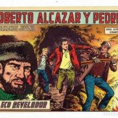 Tebeos: ROBERTO ALCAZAR Y PEDRIN Nº 786 - EL ECO REVELADOR - VALENCIANA 1967 - ORIGINAL. Lote 282272988