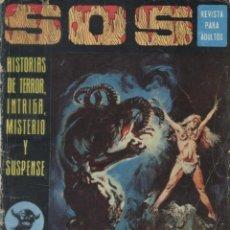 Tebeos: SOS ( EDIVAL ) ORIGINAL 1975 - 1976 LOTE. Lote 27482897