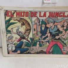 Tebeos: HIJO DE LA JUNGLA -COLECCION COMPLETA 1-86--EDI.VALENCIANA AÑO 1956--M.GAGO-1 EDICION -ORIGINAL. Lote 283171303