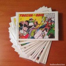 Tebeos: EL ESPADACHÍN ENMASCARADO 2ª EDICIÓN EDITORIAL VALENCIANA 1981 LOTE 22 Nº.. Lote 91139765