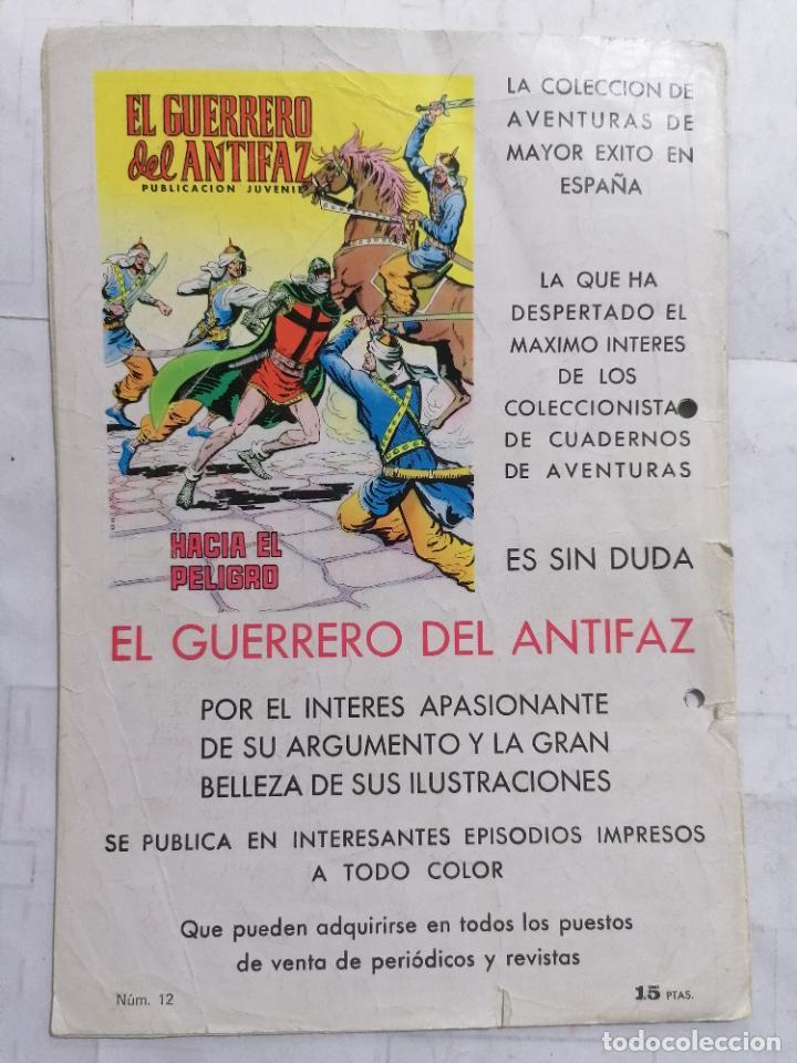 Tebeos: PURK EL HOMBRE DE PIEDRA, Nº 12, EN EL POBLADO DE LOS NAMAS - Foto 2 - 284584923