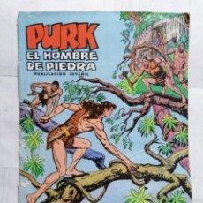 Tebeos: PURK EL HOMBRE DE PIEDRA, Nº 12, EN EL POBLADO DE LOS NAMAS. Lote 284584923