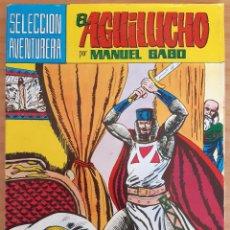 Tebeos: EL AGUILUCHO - NÚM. 1: COMPLOT SINIESTRO - AÑO 1981 - PERFECTO ESTADO. Lote 285127203