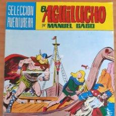 Tebeos: EL AGUILUCHO - NÚM. 3: DERROTA VERGONZOSA - AÑO 1981 - PERFECTO ESTADO. Lote 285130938