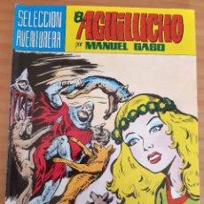 Tebeos: EL AGUILUCHO - NÚM. 6: JAURÍA DE CHACALES - AÑO 1981 - PERFECTO ESTADO. Lote 285137033