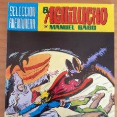 Tebeos: EL AGUILUCHO - NÚM. 7: LUCHA CONTRA LO IMPOSIBLE - AÑO 1981 - PERFECTO ESTADO. Lote 285137808