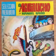 Tebeos: EL AGUILUCHO - NÚM. 11: EL VOLCÁN DE LOS HORRORES - AÑO 1981 - MUY BUEN ESTADO. Lote 285152368