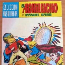 Tebeos: EL AGUILUCHO - NÚM. 12: EL MISTERIO DE LOS BATARIS - AÑO 1981 - MUY BUEN ESTADO. Lote 285153228