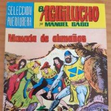 Tebeos: EL AGUILUCHO - NÚM. 13: MANADA DE ALIMAÑAS - AÑO 1981 - PERFECTO ESTADO. Lote 285158478