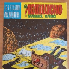 Tebeos: EL AGUILUCHO - NÚM. 14: EL MISTERIO DE LA SOMBRA - AÑO 1981 - PERFECTO ESTADO. Lote 285158988