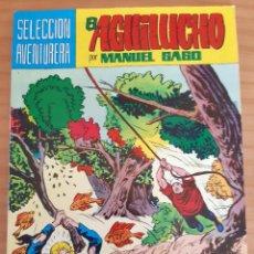 Tebeos: EL AGUILUCHO - NÚM. 16: EL CASTILLO DE LOS MISTERIOS - AÑO 1981 - PERFECTO ESTADO. Lote 285159853