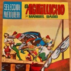 Tebeos: EL AGUILUCHO - NÚM. 19: RUMBO A LO DESCONOCIDO - AÑO 1981 - MUY BUEN ESTADO. Lote 285161643