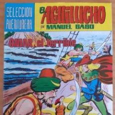 Tebeos: EL AGUILUCHO - NÚM. 20: OMAR, EL TERRIBLE - AÑO 1981 - PERFECTO ESTADO. Lote 285162103