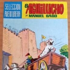 Tebeos: EL AGUILUCHO - NÚM. 23: EL GRAN AMOR DE PIMIENTA - AÑO 1981 - PERFECTO ESTADO. Lote 285163603