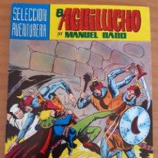 Tebeos: EL AGUILUCHO - NÚM. 24: EVADIDOS - AÑO 1981 - PERFECTO ESTADO. Lote 285164038