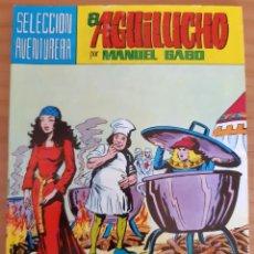 Tebeos: EL AGUILUCHO - NÚM. 26: LOS APUROS DE AGUILUCHO - AÑO 1982 - PERFECTO ESTADO. Lote 285239248