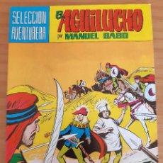 Tebeos: EL AGUILUCHO - NÚM. 27: LOS MERCADERES DEL DESIERTO - AÑO 1982 - PERFECTO ESTADO. Lote 285242088